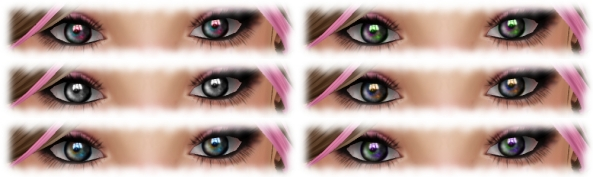 Chus_Fabulous Egg Hunt_Bedazzling Eyes