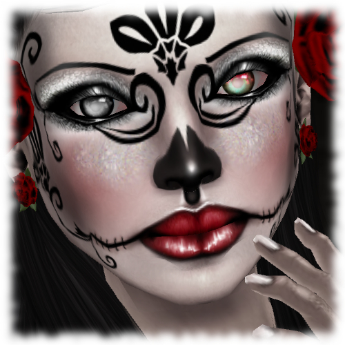 Chus_Free Gift_Seer - Ghost & Wrath Eyes