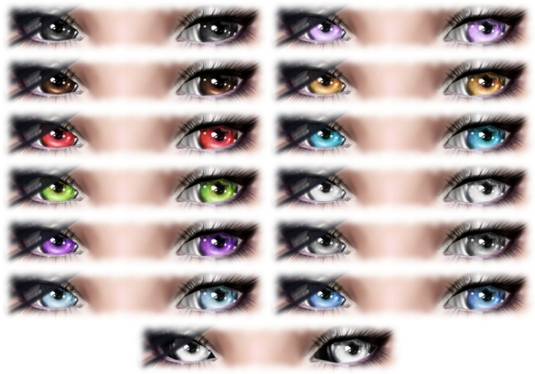Candy Mountain_Group Gift_900 Members_Wrath Eyes